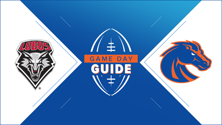 Game Day Guide: New Mexico Lobos vs. Boise State Broncos