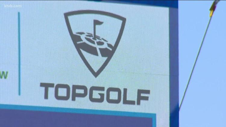 Topgolf breaks ground in Meridian