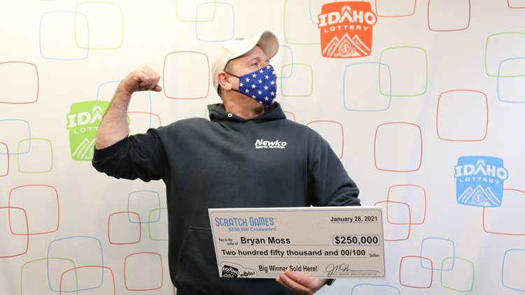 Meridian man wins $250,000 on Crossword scratch game