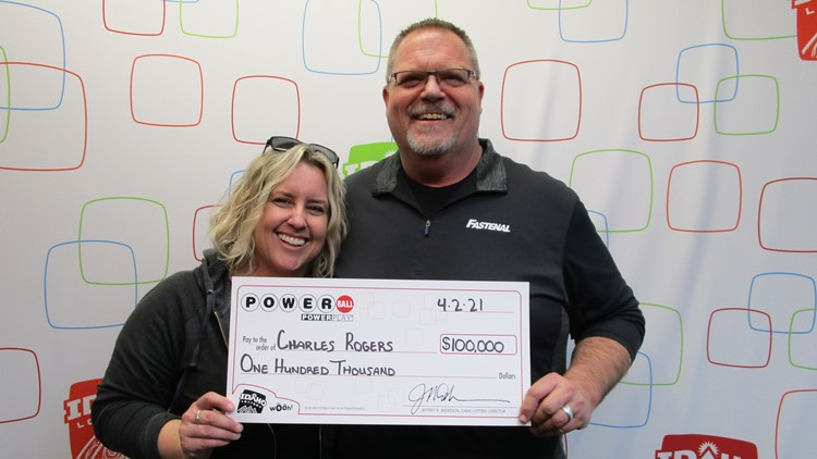Meridian couple claims 'surprise' Powerball winner worth $100K