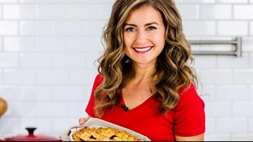 Eagle woman is the creator of one of the top food blogs in the nation