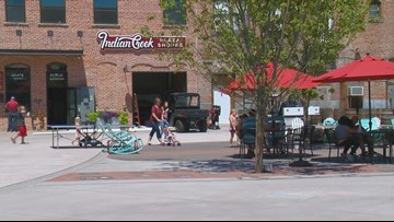 Indian Creek Plaza in Caldwell celebrates first anniversary