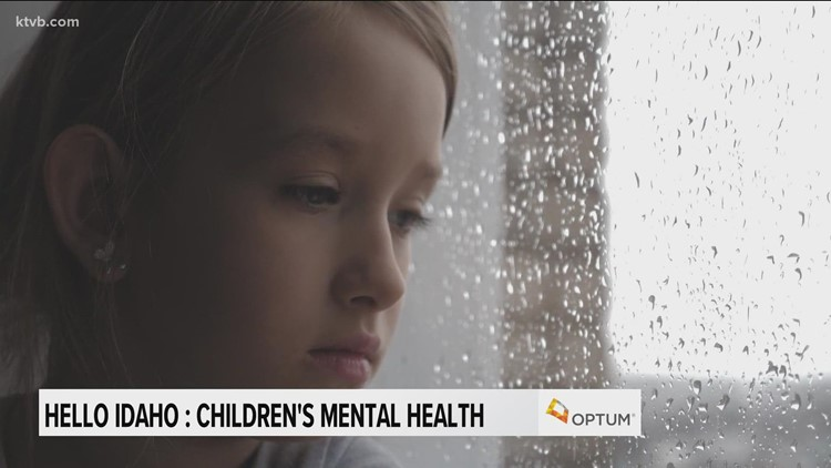 Hello Idaho: COVID-19 and children's mental health