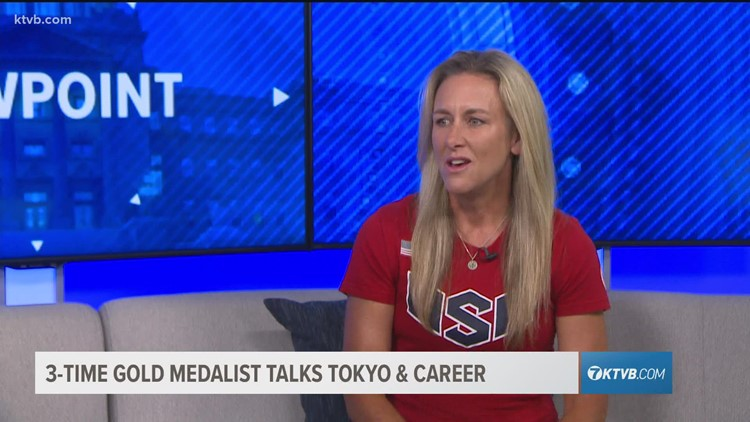 Viewpoint: 3-time gold medalist Kristin Armstrong reflects on her favorite Olympic experiences
