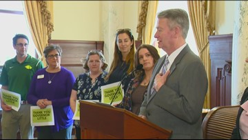 Idaho Gov. Little signs bill increasing new teacher pay