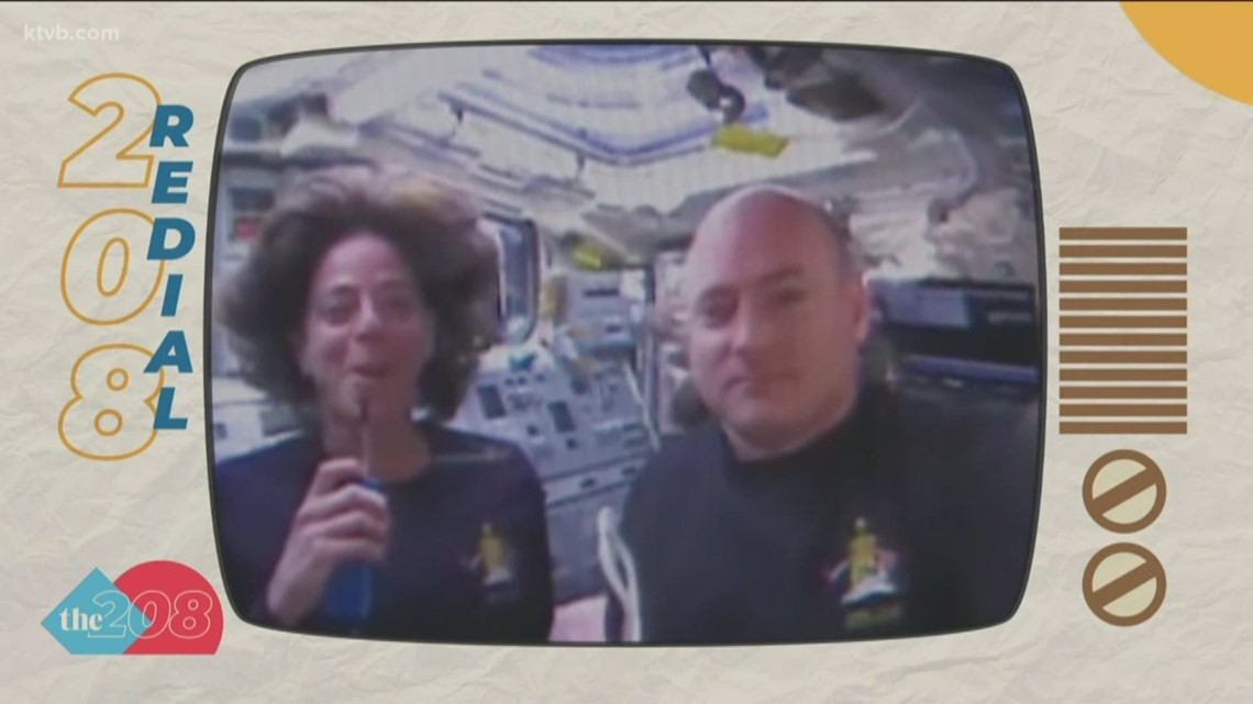 208 Redial: Idaho teacher first educator to go into space