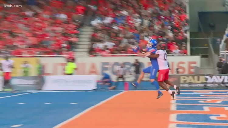 After Boise State's loss against Oklahoma State, Andy Avalos looks to build consistency on offense