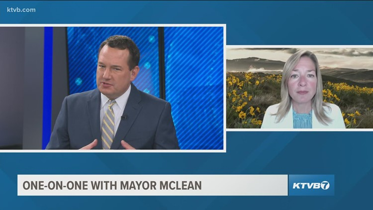 Viewpoint: One-on-one with Boise Mayor McLean