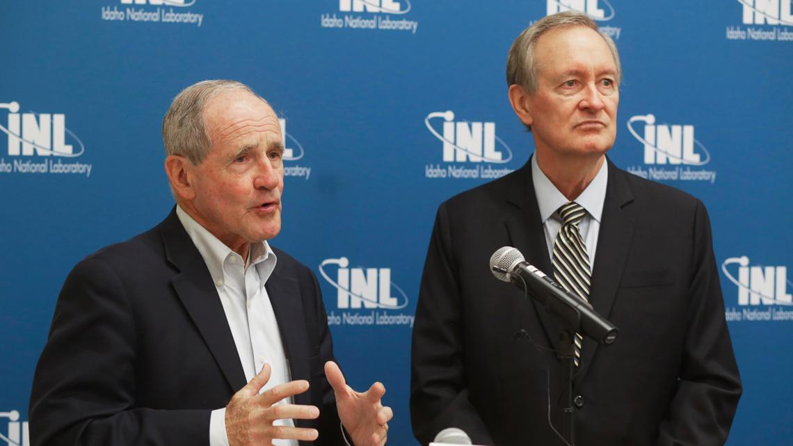 Crapo, Risch tout economy and judicial appointments