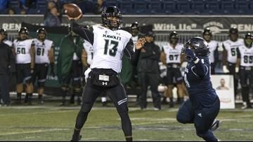 Boise State football: Classic Hawai'i Rainbow Warriors scheme resurfaces