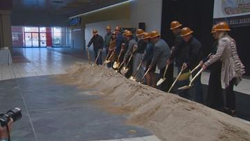 Karcher Mall redevelopment begins