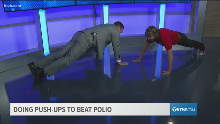 Viewpoint: Separate efforts to end domestic violence and polio