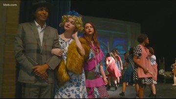 Where's Larry? Meridian High School's performance of 'Annie'