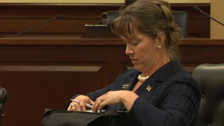 'The citizens of Idaho deserve better:' Ethics committee votes to censure lawmaker who released rape accuser's name