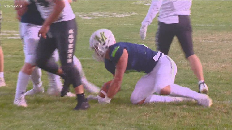 Friday Night Football: Kuna's Sean Austin on first year in the 5A, end season w/ loss vs. Mtn. View
