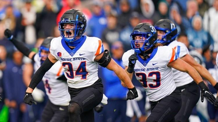 Boise State football: Meet Alexander Teubner