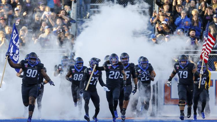 Keep up with Boise State's game against Air Force with KTVB's Game Tracker and live blog