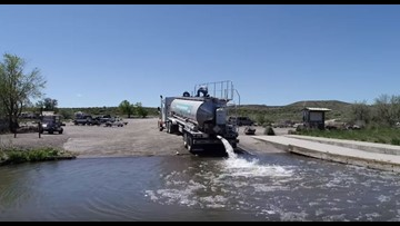 Over 70,000 rainbow trout released at popular Idaho fishing spots