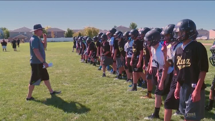 Kuna football top-ranked 4A team in Idaho after an explosive start to the 2019 season