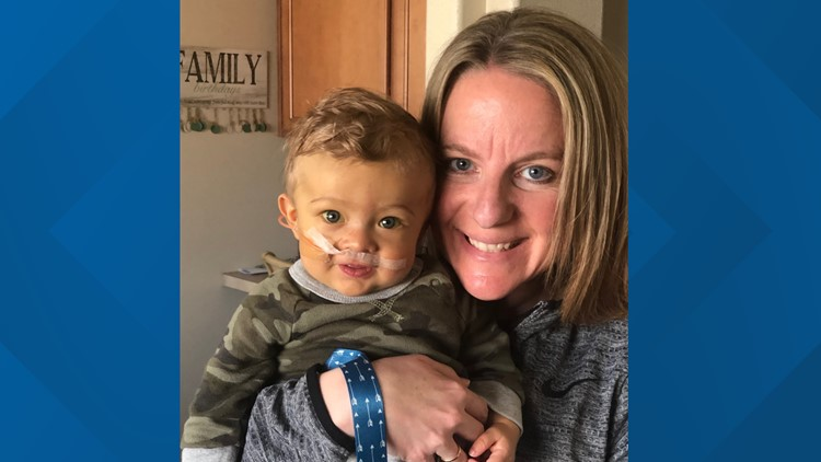 Cole's Hero: Meridian nurse donates a portion of her liver to baby patient
