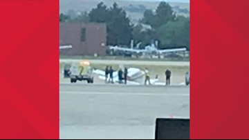Runway closed at Boise Airport after plane's 'mechanical issue'