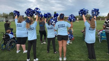 7's Hero: Treasure Valley cheer team open to people of all ages and abilities