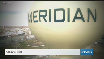 Viewpoint: Meridian Mayor discusses retirement and State of the City.