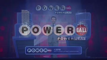 Powerball drawing for December 5, 2018
