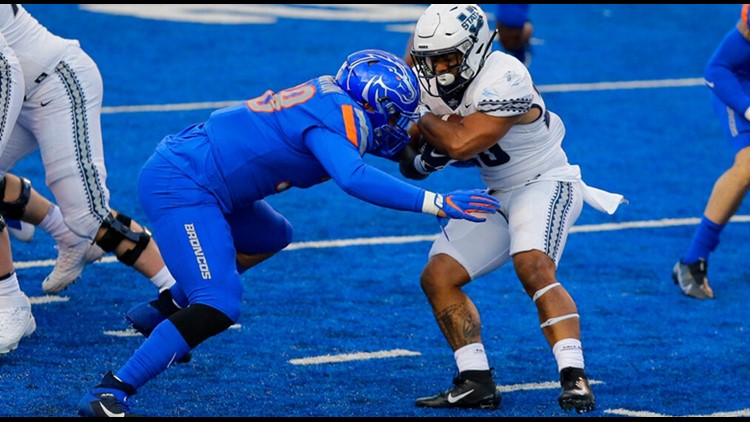 Boise State football: Two sets of DL starters?