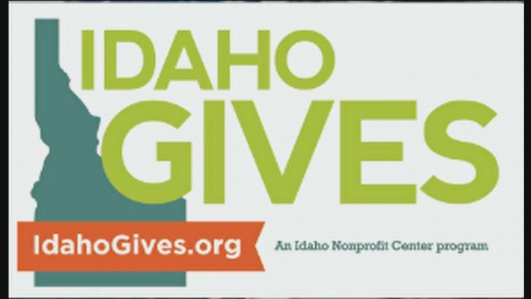 One week until Idaho Gives 2021
