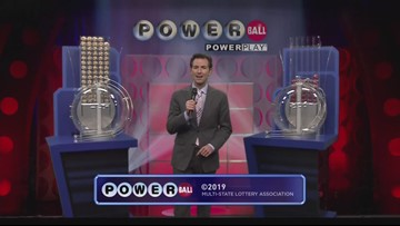Powerball drawing for Saturday, March 9