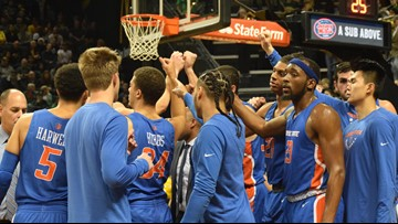 Boise State basketball: Most of the Mountain West rowing the same boat