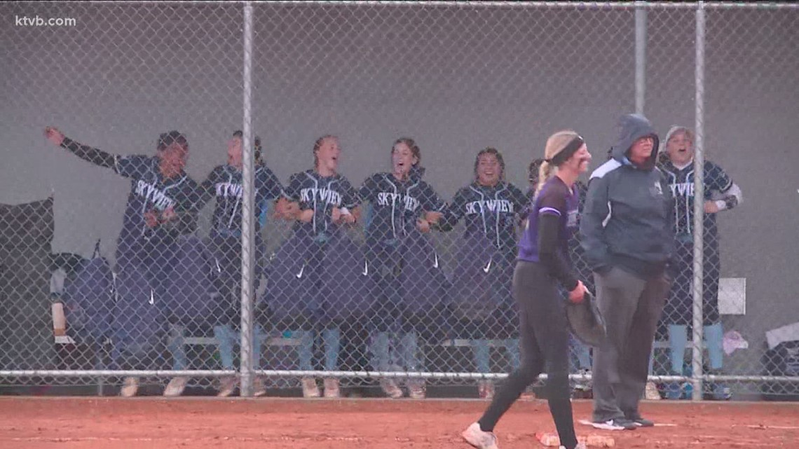 Skyview defeats Rocky Mountain in 5A softball championship; first title win for Skyview