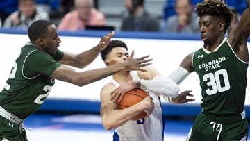 Boise State basketball: No threes, no free throws, no dice