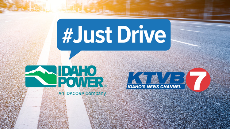 Take the Just Drive pledge