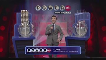 Powerball drawing for November 24