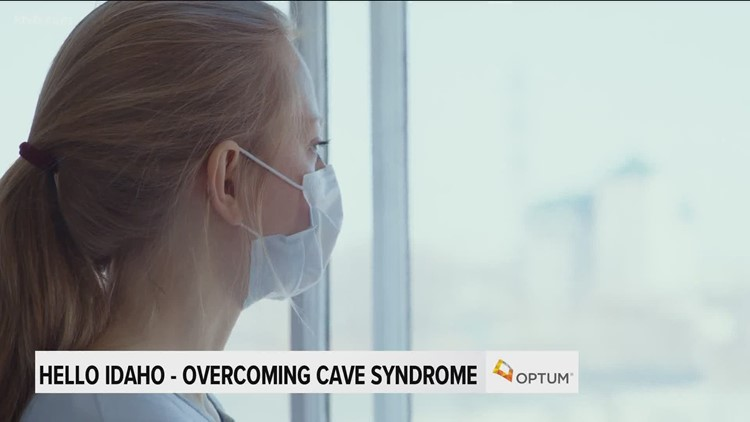 Hello Idaho: Overcoming cave syndrome