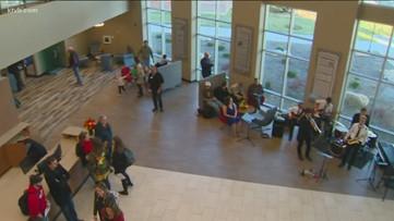 Northwest Nazarene University opens new student commons area