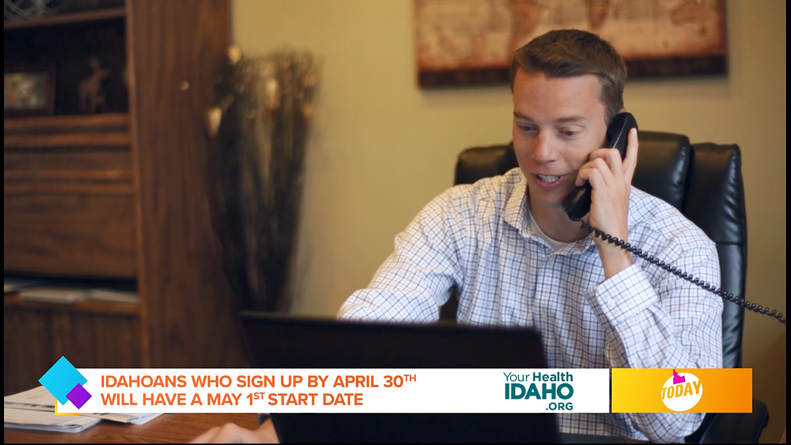 Idaho Today: Take advantage of the American Rescue Plan with Your Health Idaho