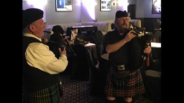 Where's Larry? Riverside Hotel, Robbie Burns Scottish Festival