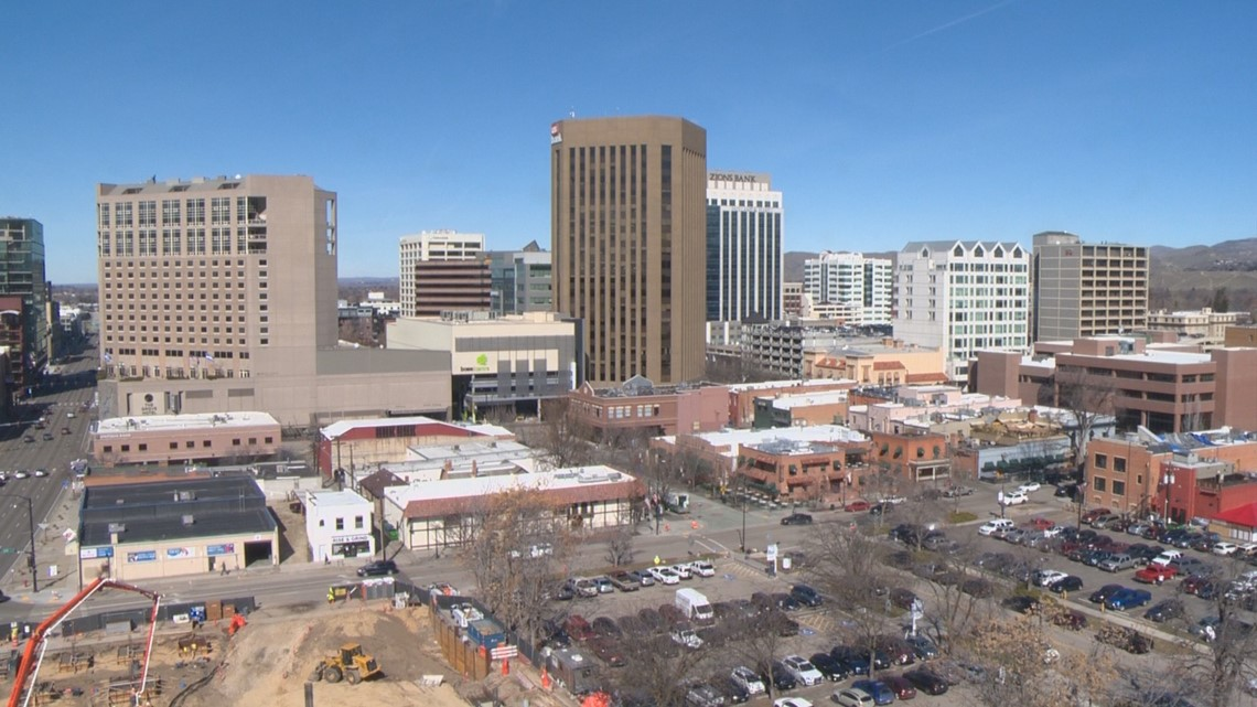 Boise ranked as 20th fastest growing city in the U.S.