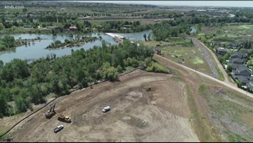Former wastewater ponds to become open space habitats near Idaho Shakespeare Festival