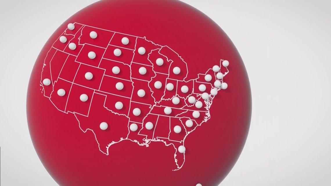 Powerball drawing for Saturday, December 19