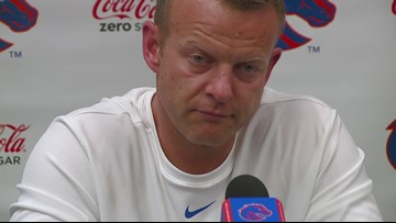 Boise State coach Bryan Harsin candidly addresses coaching rumors