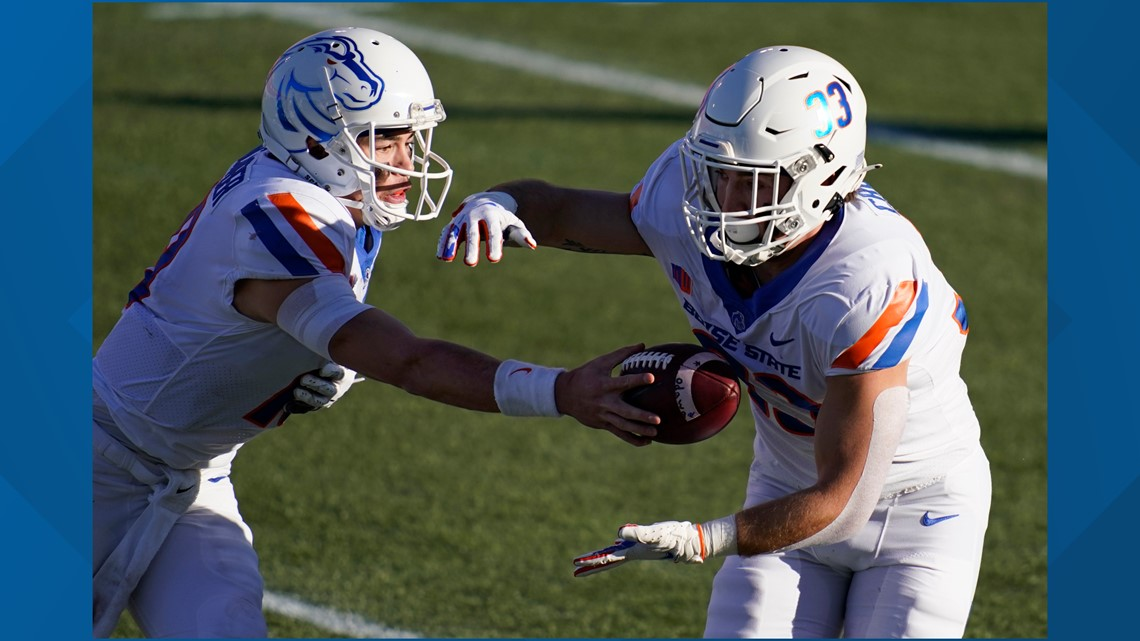 Game Tracker: Boise State tries to launch 4th quarter comeback to win Mountain West Championship