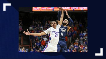Boise State basketball: Wolf Pack is water under the bridge