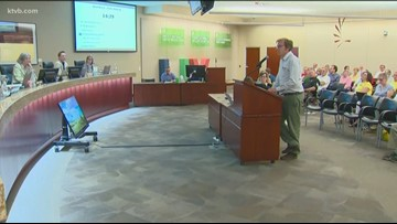 Dozens weigh in at public hearing as Boise City Council decides what to do about library, stadium ordinances