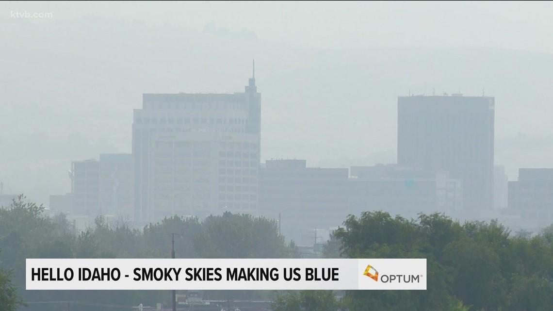 Hello Idaho: How smoky skies can affect your mood