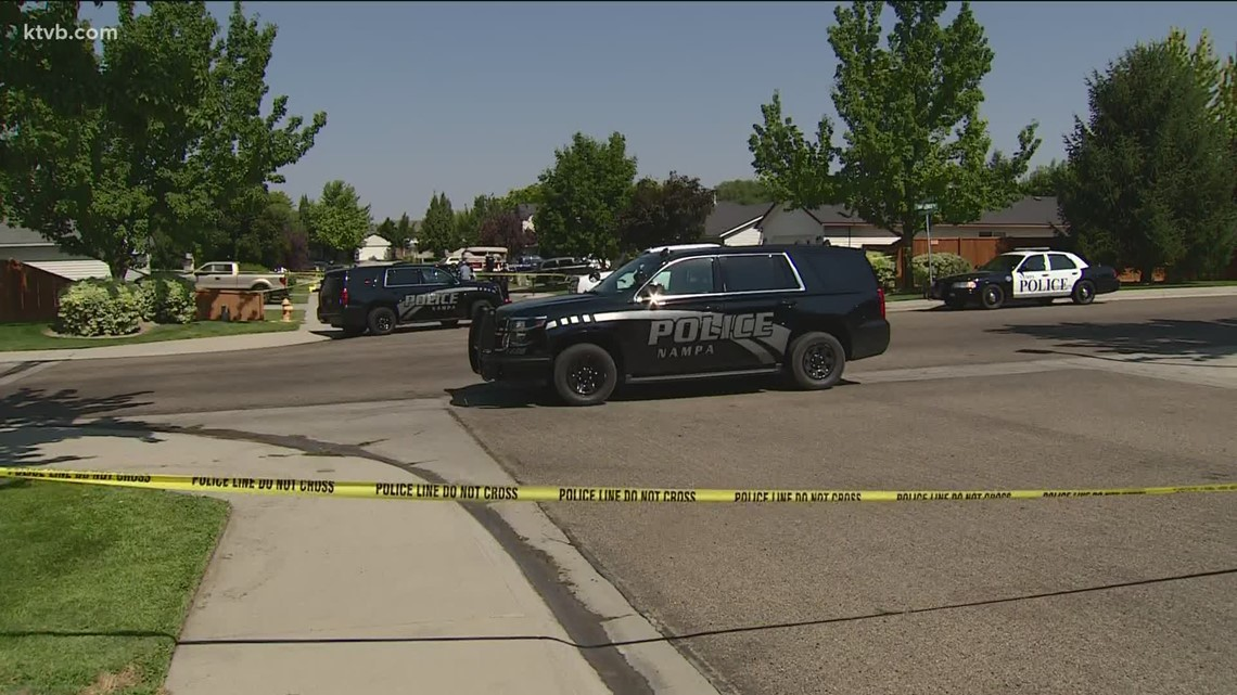 Nampa police shoot, kill woman after she opened fire on officers