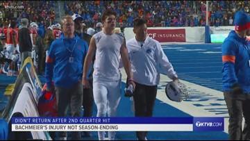 Sunday Sports Extra: Tom Scott & crew analyze Boise State's win and Hank Bachmeier's injury